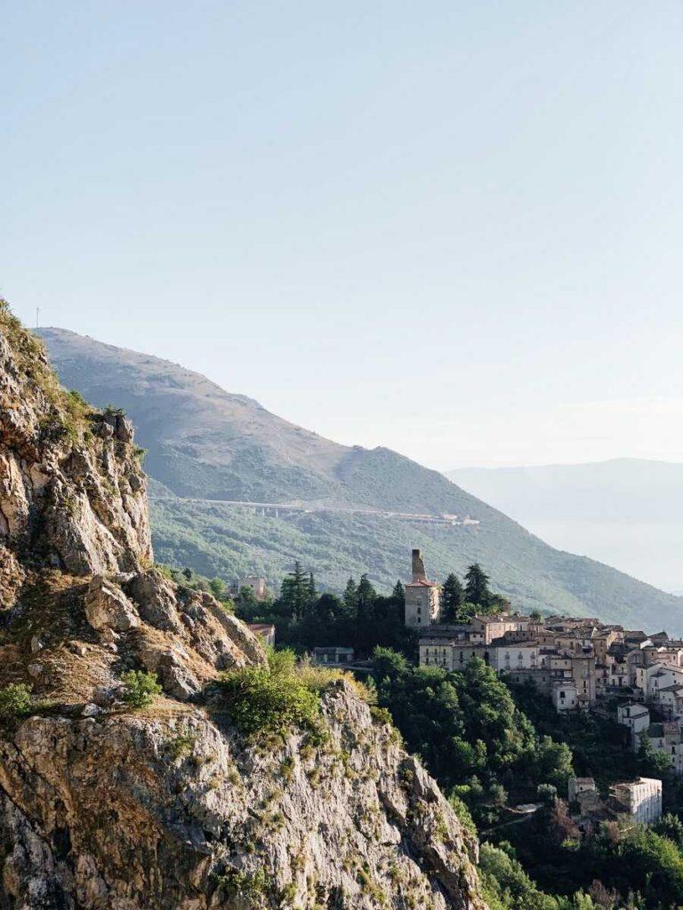 italská cesta